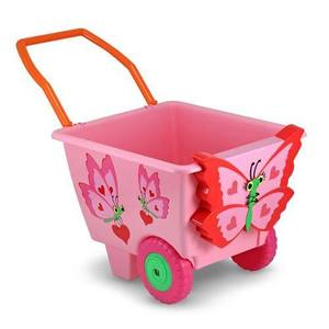 Bella Butterfly Kids' Cart
