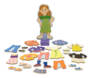 Maggie Leigh Magnetic Dress-Up Set