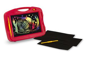 Scratch Art Portable Light Box