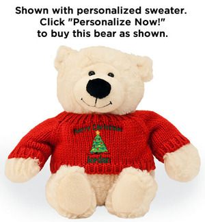 Merry Christmas Bear
