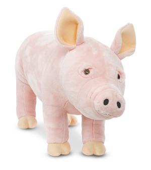 Pig Lifelike Stuffed Animal