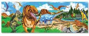 Land of Dinosaurs Floor Puzzle - 48 Pieces