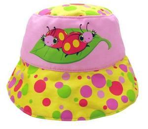 Mollie & Bollie Ladybugs Child's Hat
