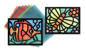 Stained Glass Frame Set