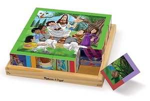 New Testament Cube Puzzle