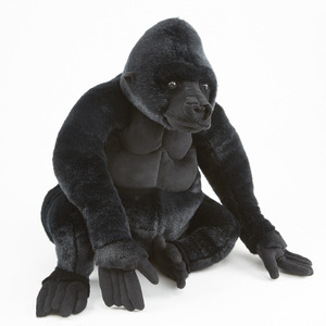 Gorilla Lifelike Stuffed Animal