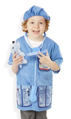 Veterinarian Role Play Costume Set