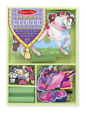 My Horse Clover Magnetic Dress-Up Set