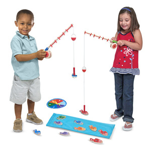 Catch & Count Magnetic Fishing Rod Set