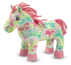 Ashley Horse Stuffed Animal
