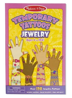 Temporary Tattoos - Jewelry