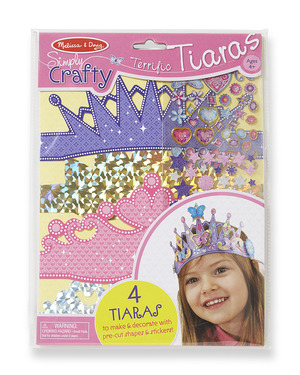Simply Crafty - Terrific Tiaras