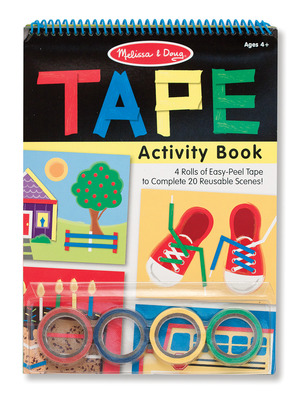 Tape Activity Book