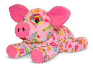 Beeposh Becky Pig Stuffed Animal