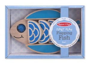 Flapping Fish Baby & Toddler Toy