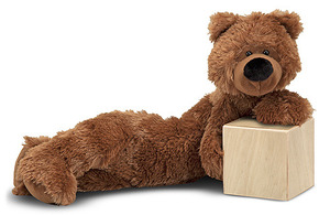 Longfellow Bear Stuffed Animal
