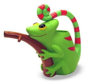 Verdie Chameleon Watering Can