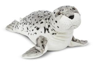 Seal Lifelike Stuffed Animal