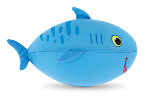 Spark Shark Football Pool Toy