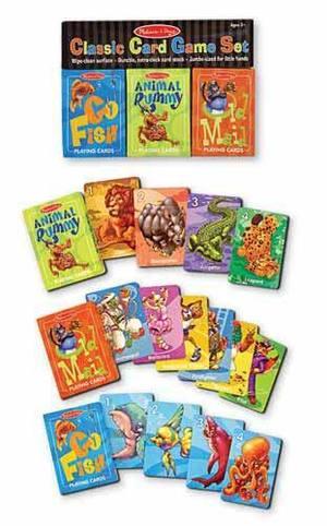 Classic Card Game Set