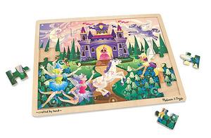 Fairy Fantasy Jigsaw Puzzle - 48 Pieces