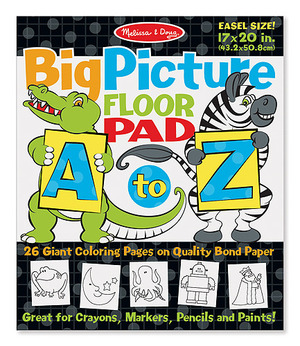 Big Picture Floor Pad A to Z