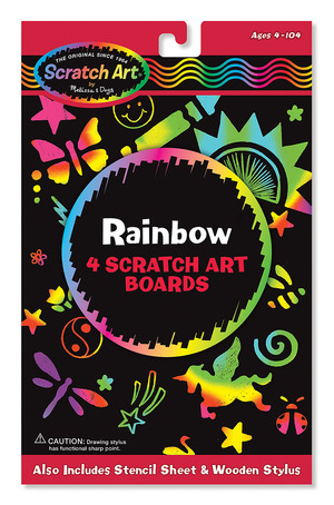 Scratch Art® Rainbow Pack