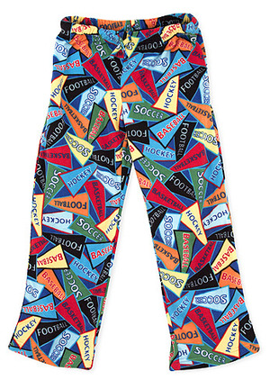 Beeposh Zach Sports Lounge Pants (M)