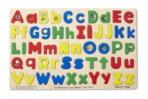 Upper & Lower Case Alphabet Puzzle