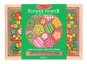 Flower Power Bead Set