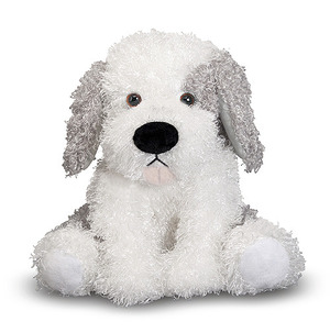 Sheridan Sheepdog Puppy Dog Stuffed Animal