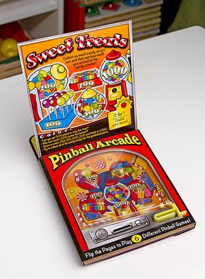 Pinball Arcade - ON the GO Travel Activity