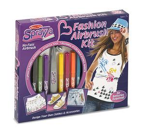 Sprayza Fashion Airbrush Kit
