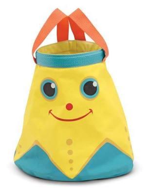 Cinco Starfish Collapsible Bucket Sand Toy