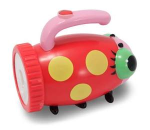 Mollie Ladybug Kids' Flashlight