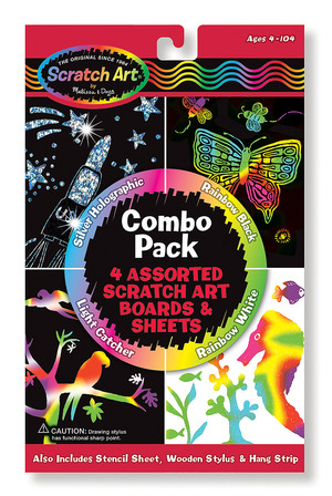 Scratch Magic&#174; Combo 4-Pack