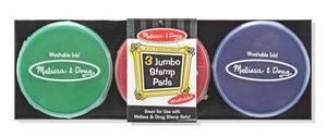 3 Jumbo Stamp Pads