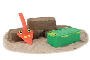 Seaside Sidekicks Brick Building Sand Toy