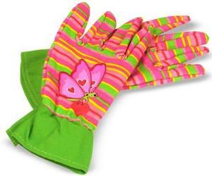 Bella Butterfly Kid's Gardening Gloves