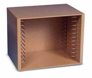 Natural Wood Puzzle Case