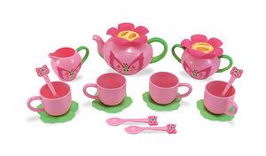 Bella Butterfly Pretend Play Tea Set