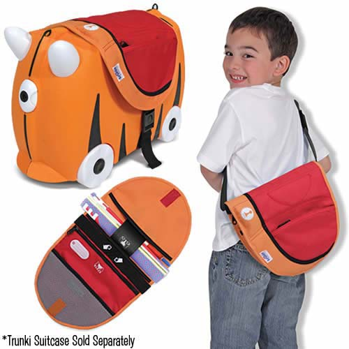 Trunki Saddlebags: kids travel products