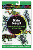 Scratch Magic&#174; Draw & Learn&#174; Rainforest Stickers