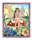 Fairy Petite Peel & Press Sticker by Numbers Party Favor