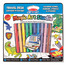 Magic Art Studio Blue- ON the GO Travel Activity