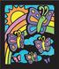 Magic Velvet Butterfly Scenes - ON the GO Travel Activity
