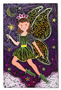 Scratch Art® Color-Reveal Light Catcher Pictures - Princess & Fairy