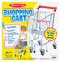 Shopping Cart Toy - Metal Grocery Wagon