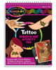 Scratchin' Fashion&#174; Tattoo & Body Art Activity Book