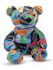 Beeposh Zach Sports Teddy Bear Stuffed Animal